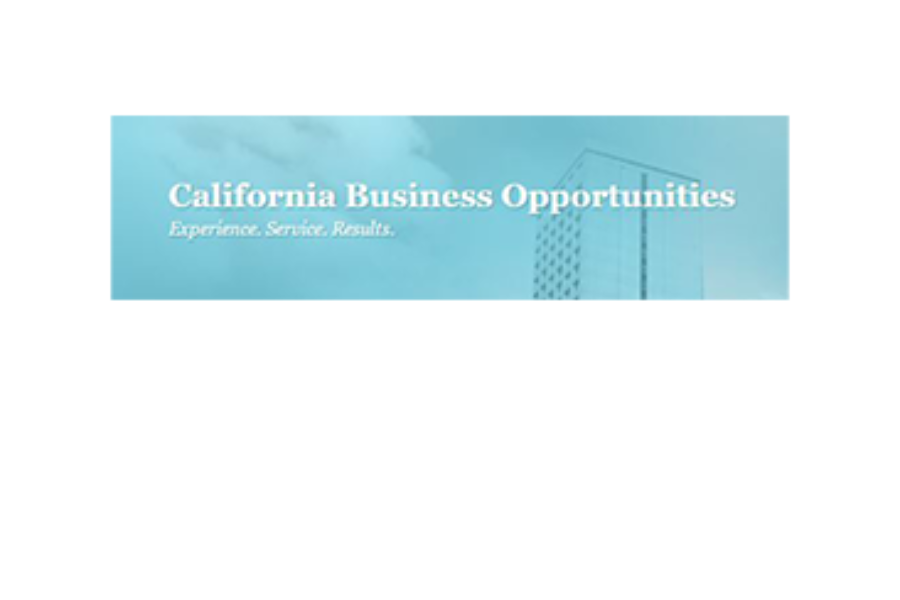 California Business Opportunities