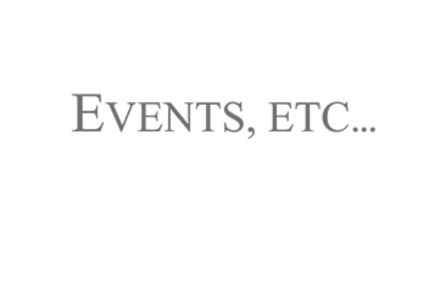 Events Etc… (Event production, catering & design)
