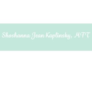 Shoshannajean Kaplinsky, MFT
