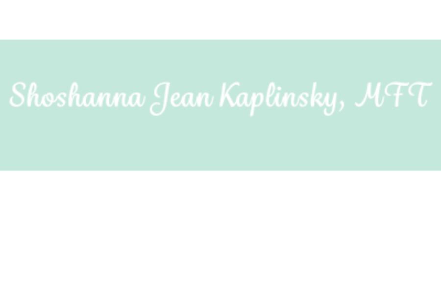 Shoshanna Jean Kaplinsky, MFT